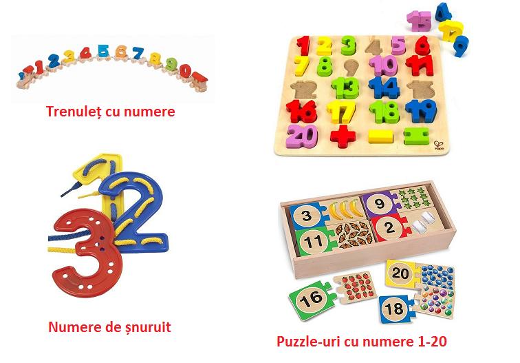 jocuri numere