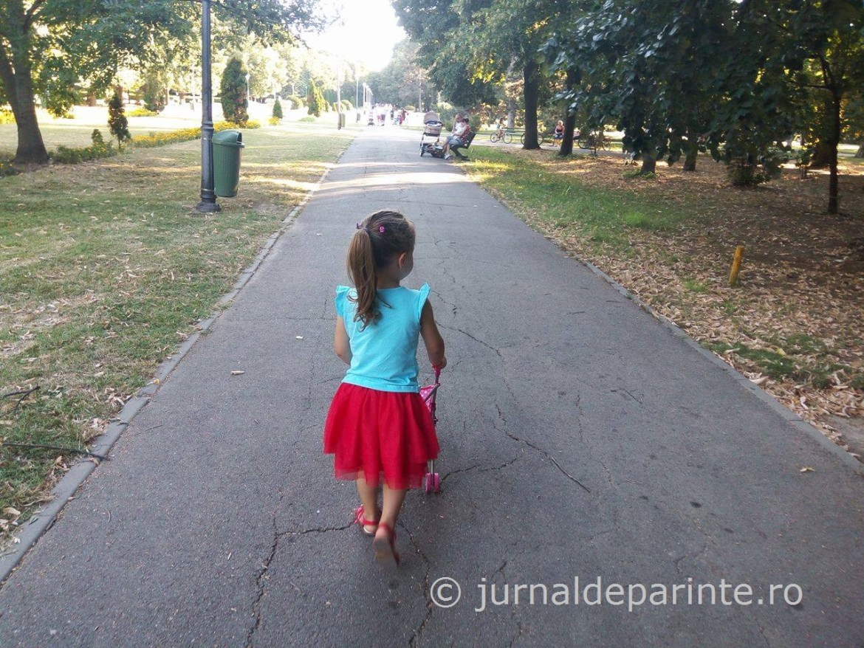 copil parc